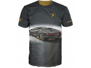 tricko auto Lamborghini
