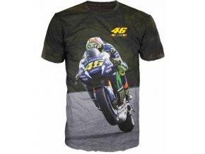 tricko motorka Yamaha 46 Valentino Rossi