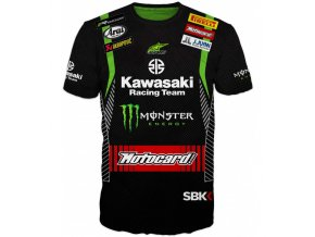 tricko Kawasaki Racing