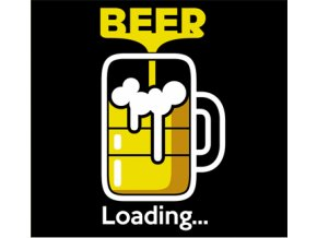 tricko pivo beer loading