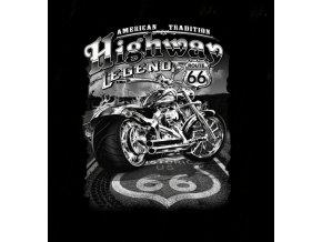 tricko biker legenda silnice 66