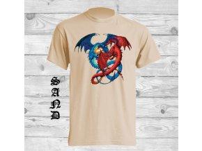 Tričko Souboj draků