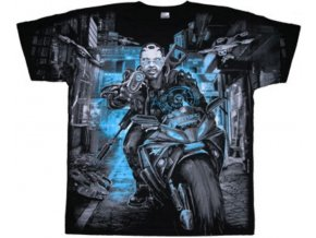 biker tricko cyber rider