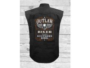 kosile vesta Spiral outlaw biker