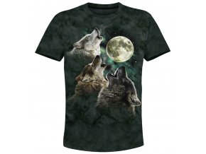 tricko tri vlci