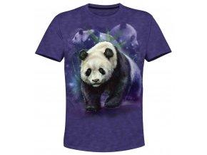 tricko hrava panda
