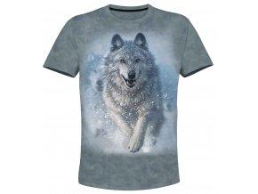 tricko snezny vlk
