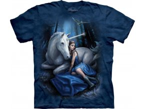 tričko s jednorožcem