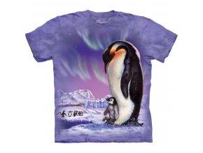 tričko s tučňákem