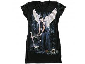 tunika s temným andělem