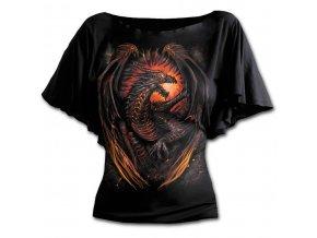 tričko spiral