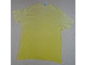 Ručně batikované bavlněné tričko Změna vel. XL