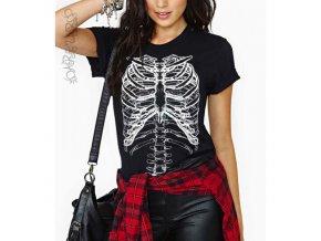 dark world t shirt radio bones schwarz