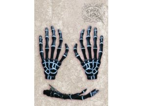 barrette hands in black 3,50 9