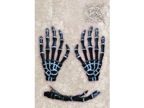 barrette hands in black 3,50 9