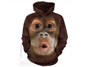 3d mikina s opicí