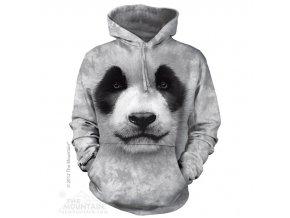 3d mikina s pandou