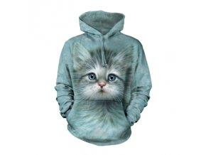mikina s kočkou