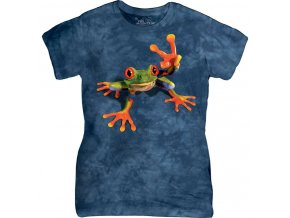 3118 victory frog ladies t shirt