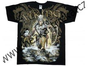 tričko, potisk, viking, Thor, kladivo, Ragnarok