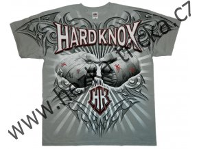 MMA tričko s celoplošným potiskem Hard Knox