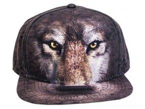 3249 šedý vlk 3d 2