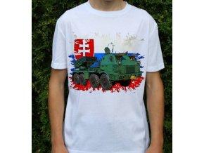 tričko, dětské, pánské, potisk, vojenské, raketnice graz