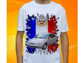 Dětské a pánské tričko s autem Citroen Xsara