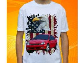 tričko s autem Dodge Neon