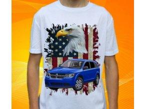 tričko s autem Dodge Journey