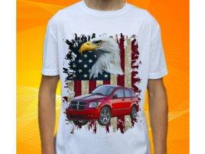 tričko s autem Dodge Caliber