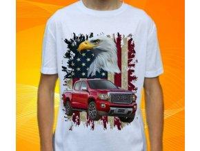 tričko s autem GMC Canyon Denali