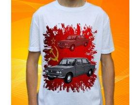 tričko s autem Lada 1300
