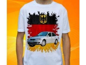 Dětské a pánské tričko s autem Opel Vectra B