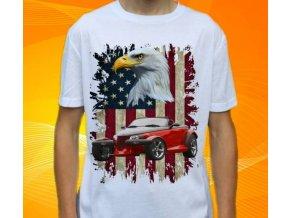 tričko s autem Plymouth Prawler