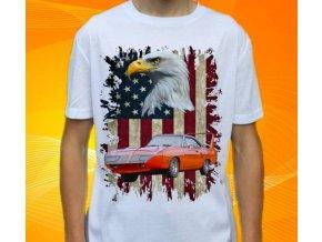 tričko s autem Plymouth Superbird