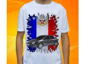 tričko s autem Renault Vel Satis