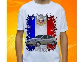 tričko s autem Renault Thalia