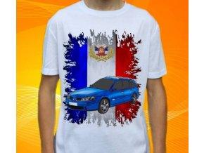 tričko s autem Renault Laguna Estate 2005