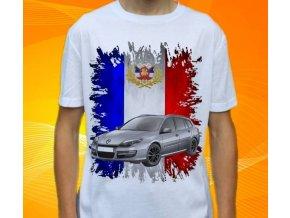 tričko s autem Renault Laguna Combi