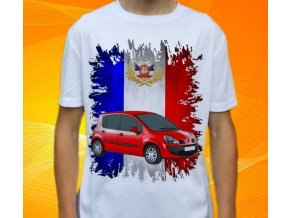 tričko s autem Renault Grand Modus