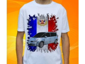 tričko s autem Renault Espace