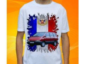 tričko s autem Renault Espace 1994