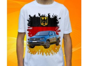 tričko s autem Volkswagen Amarok