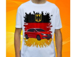 tričko s autem Volkswagen Vento