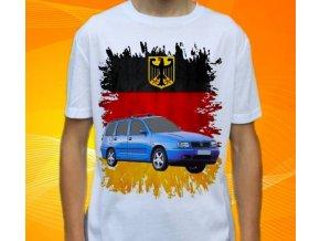 tričko s autem Volkswagen Polo Variant