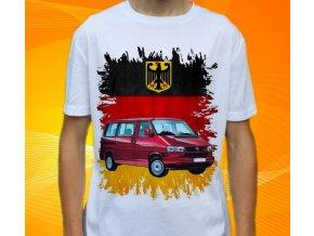 tričko s autem Volkswagen Caravelle 2003