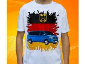 tričko s autem Volkswagen Caravelle