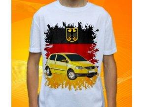 tričko s autem Volkswagen Fox