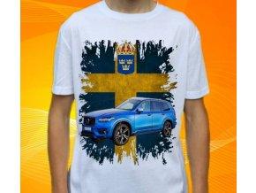 tričko s autem Volvo XC90